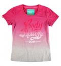 Body Action Ss20 Girls Short Sleeve T-Shirt