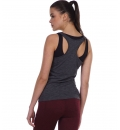 Body Action Ss21 Women'S Knot Back Tank Top