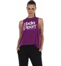 Body Action Ss21 Women'S Loose Fit Tank