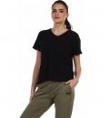 Body Action Γυναικεία Κοντομάνικη Μπλούζα Ss21 Women'S Oversized S/S Top 051126