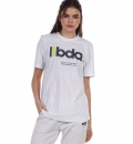Body Action Ss21 Women'S Relaxed Fit Tee