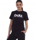 Body Action Ss21 Women'S Classic Short Sleeve Tee