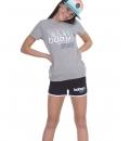 Body Action Παιδική Κοντομάνικη Μπλούζα Ss21 Girl'S Short Sleeve T-Shirt 052101