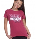 Body Action Ss21 Girl'S Short Sleeve T-Shirt