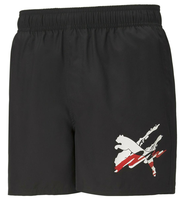 Puma Ανδρική Αθλητική Βερμούδα Ss21 Ess+ Summer Shorts Graphic 586743