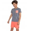 Protest Παιδική Κοντομάνικη Μπλούζα Ss21 Valor Jr T-Shirt S1810101
