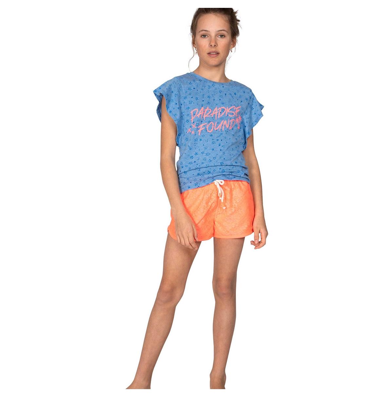 Protest Παιδική Κοντομάνικη Μπλούζα Ss21 Olive Jr T-Shirt S1910301
