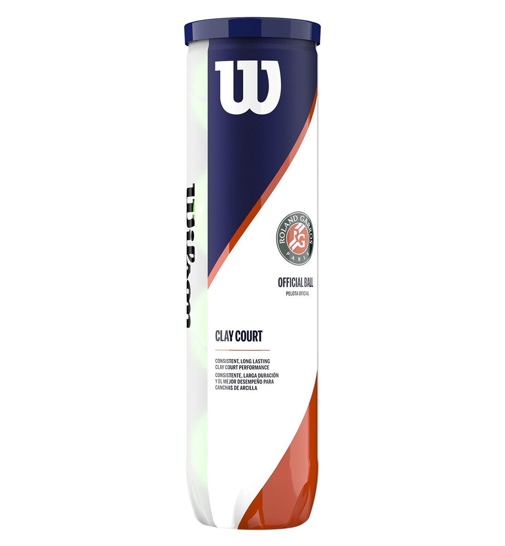 Wilson Fw21 Roland Garros Clay Ct 4 Ball