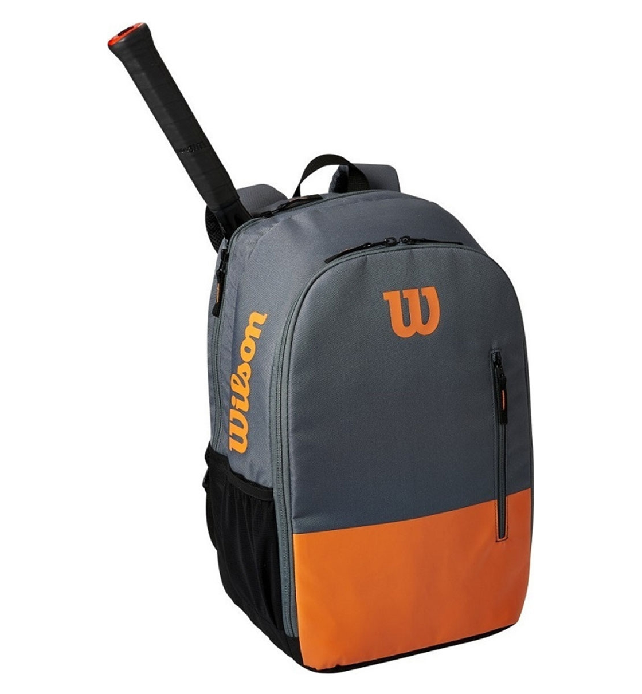 Wilson Σακίδιο Πλάτης Fw21 Burn Team Backpack Bk/Orange WR8009901001