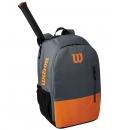 Wilson Fw21 Burn Team Backpack Bk/Orange