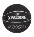 Spalding Λαστιχένιο Μπαλάκι Ss21 Mini Black Spaldeen 51-335Z1