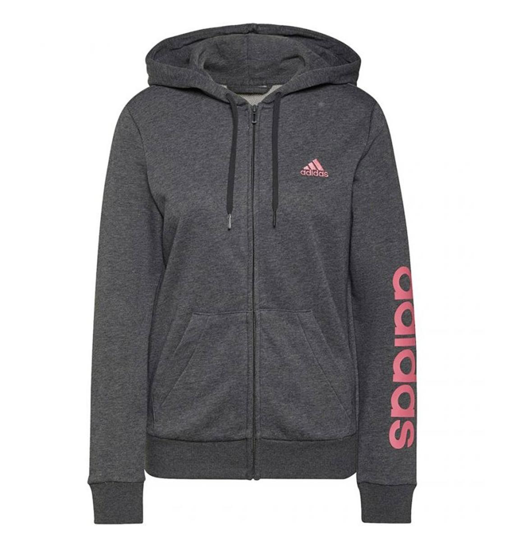 Adidas Ss21 Γυναικείο Φούτερ Με Κουκούλα