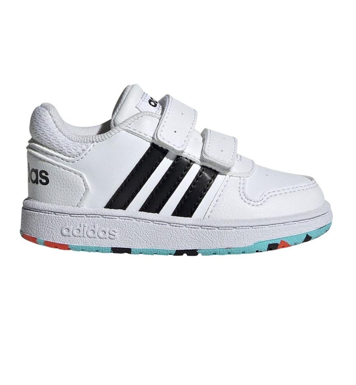 adidas Bebe Παπούτσι Μόδας Fw21 Hoops 2.0 Cmf I H01551