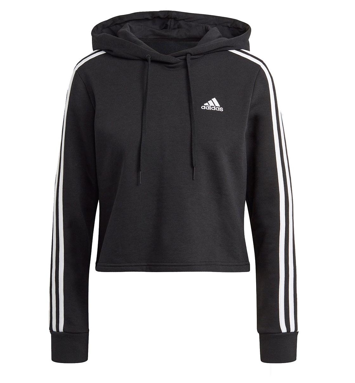 Adidas Fw21 Essentials Crop Hoodie