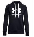 Under Armour Fw21 Rival Fleece Logo Hoodie