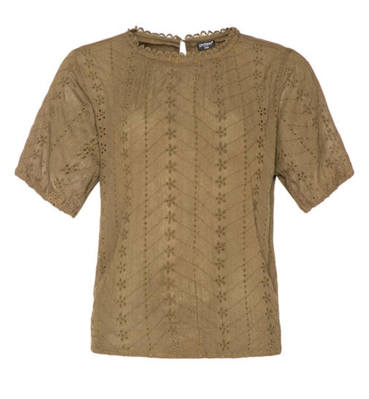 Protest Γυναικεία Κοντομάνικη Μπλούζα Fw21 Leonor T-Shirt 1610311