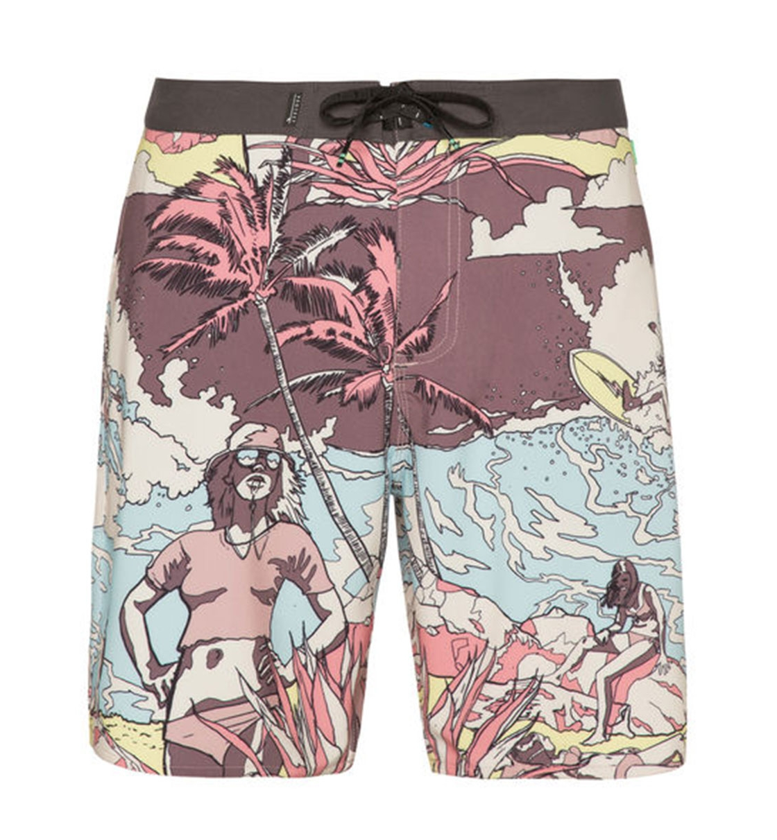 Protest Fw21 Perry Boardshort