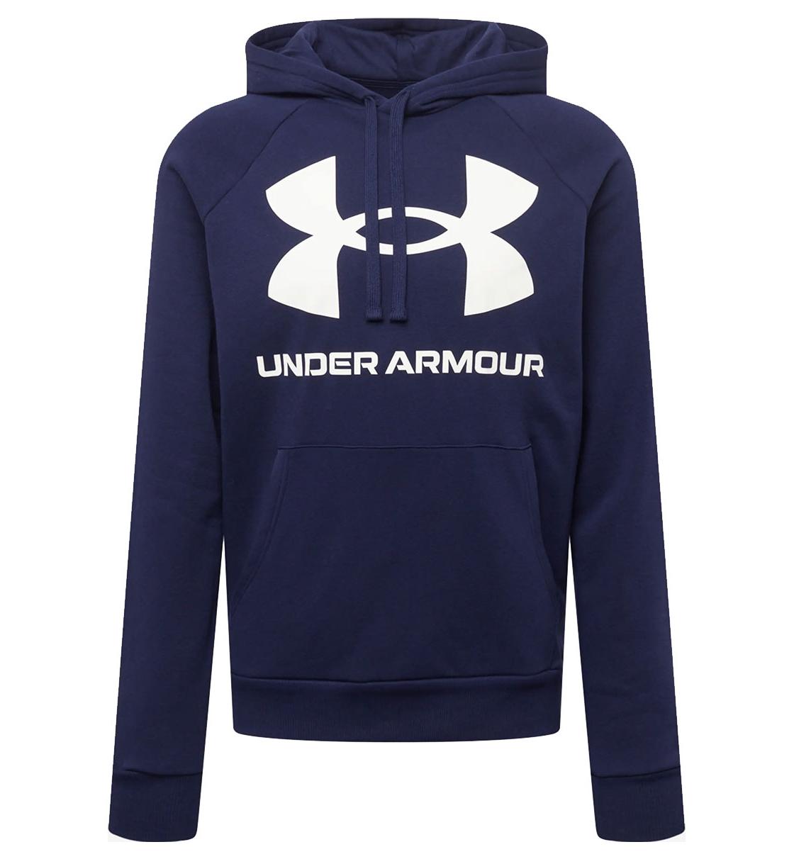 Under Armour Fw21 Ua Rival Fleece Big Logo Hd