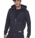 Body Action Fw20 Men Hooded Sweat Jacket