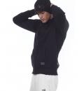 Body Action Fw20 Men Fleece Full-Zip Sweatshirt