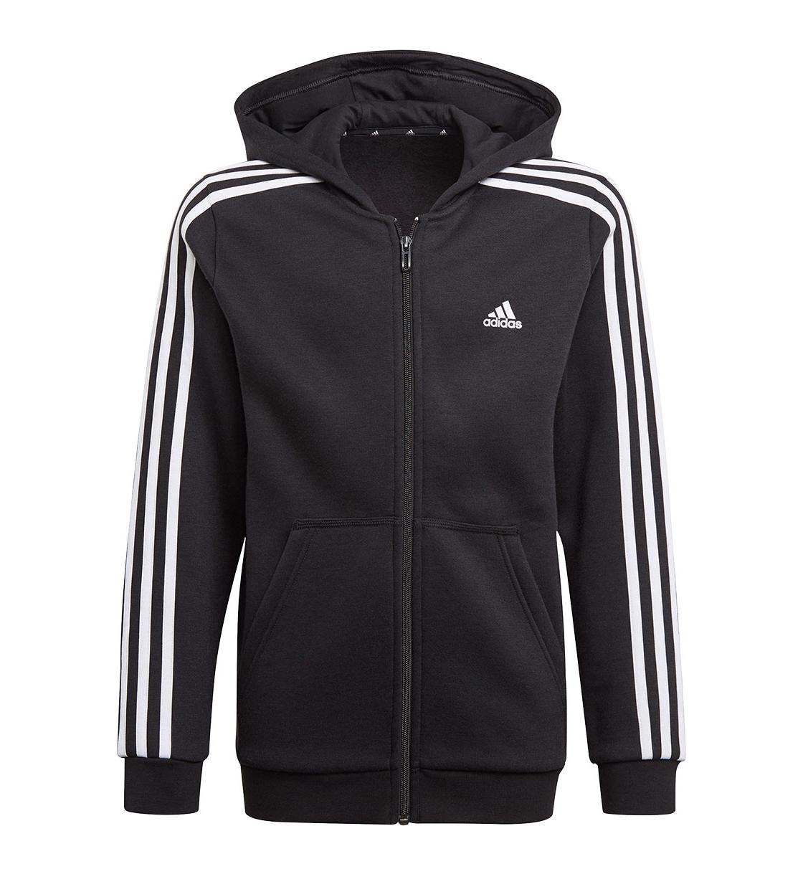 Adidas Fw21 Adidas Boys Essentials 3S Full-Zip Hoodie