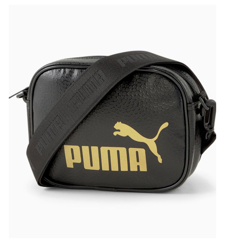 Puma Αθλητικό Τσαντάκι Ώμου Fw21 Core Up Cross Body Bag 078306