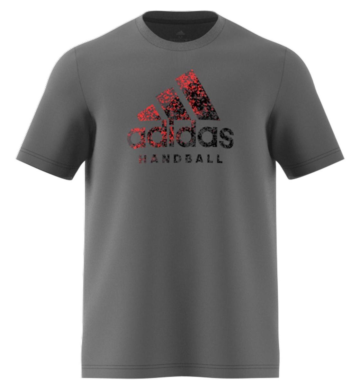 Adidas Ss21 Handball Graphic Logo T-Shirt