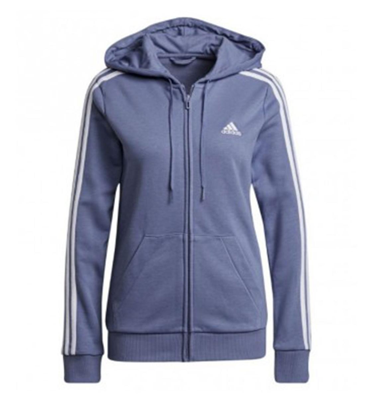 Adidas Fw21 Essentials Full-Zip Hoodie