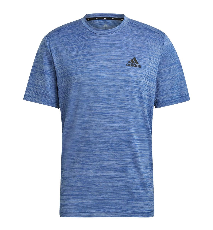Adidas Ss21 D2M Heather Elastane T-Shirt