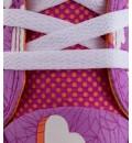 Converse Παιδικό Παπούτσι Μόδας Chuck Taylor All Star Hi 656022C