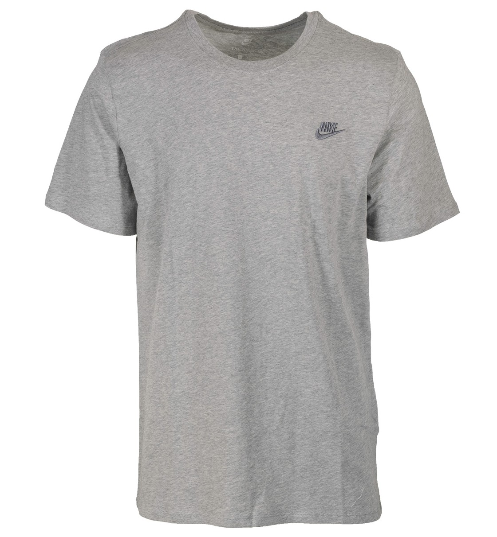 Nike Ανδρική Κοντομάνικη Μπλούζα M Nsw Tee Club Embrd Ftra 827021