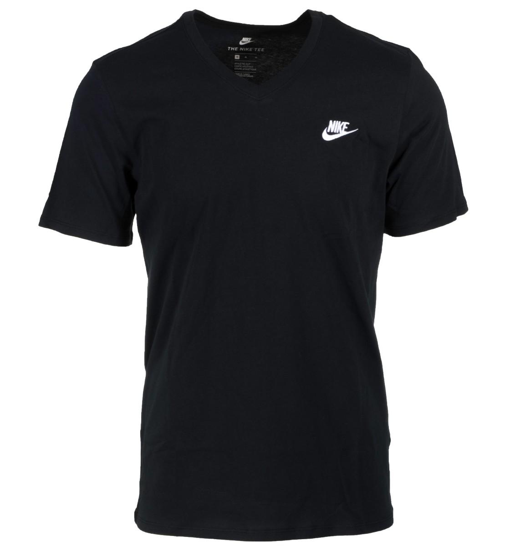 Nike Ανδρική Κοντομάνικη Μπλούζα M Nsw Tee Vnk Club Embrd Ftra 827023