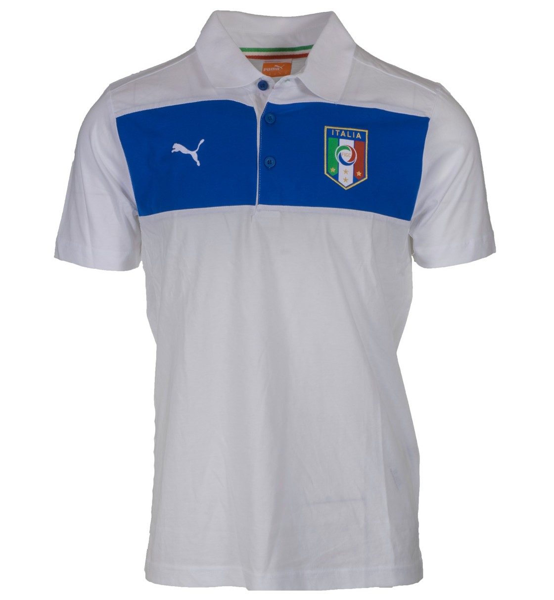 Buy puma italia polo shirt - 59% OFF! 7066bb49ff6f