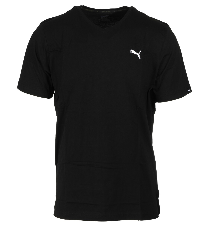 Puma Ανδρική Κοντομάνικη Μπλούζα Ess V-Neck Tee 838239
