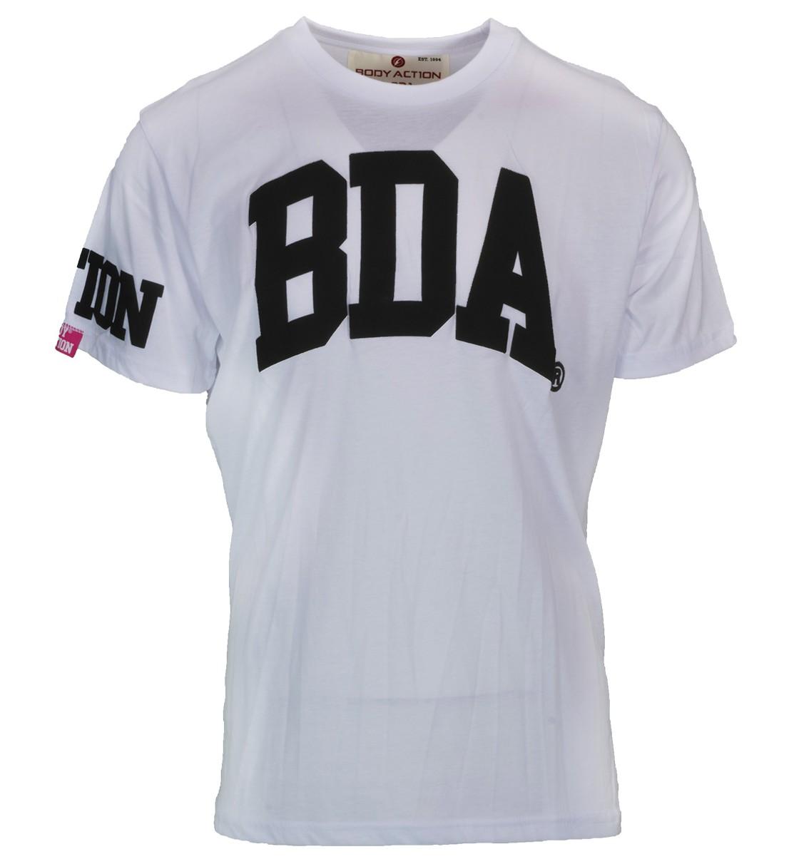 Body Action Ανδρική Κοντομάνικη Μπλούζα Men Short Sleeve T-Shirt 053725