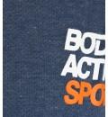 Body Action Ανδρική Κοντομάνικη Μπλούζα Men Slim Fit S/S T-Shirt 053733