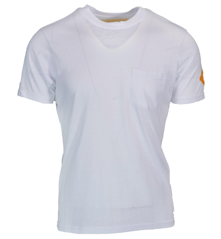 Body Action Ανδρική Κοντομάνικη Μπλούζα Men Slim Fit S/S T-Shirt 053512