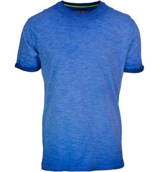 Body Action Ανδρική Κοντομάνικη Μπλούζα FW18 Men Short Sleeve T-Shirt 053726 0db6fc087bbef