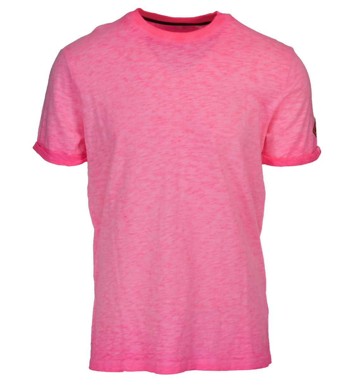 Body Action Ανδρική Κοντομάνικη Μπλούζα Men Short Sleeve T-Shirt 053726