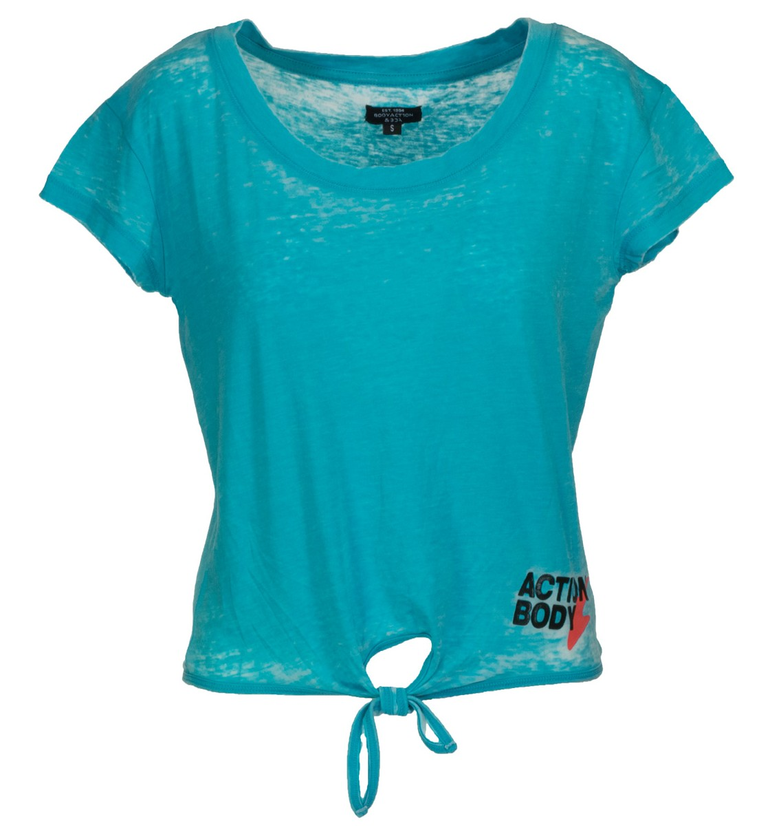 Body Action WOMEN LOOSE FIT S/S TOP