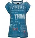 Body Action Γυναικεία Κοντομάνικη Μπλούζα Women Sleeveless Top 051512