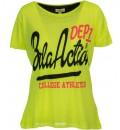 Body Action Γυναικεία Κοντομάνικη Μπλούζα Women Loose Fit S/S Top 051514