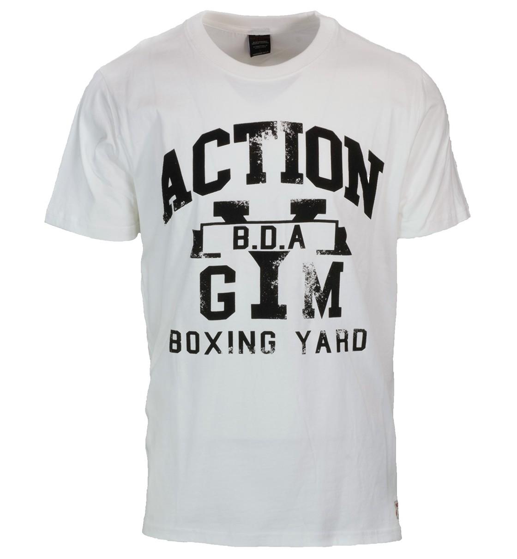 Body Action Ανδρική Κοντομάνικη Μπλούζα Men Short Sleeve T-Shirt 053731