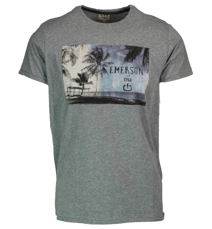 Emerson Ανδρική Κοντομάνικη Μπλούζα Smtr1746