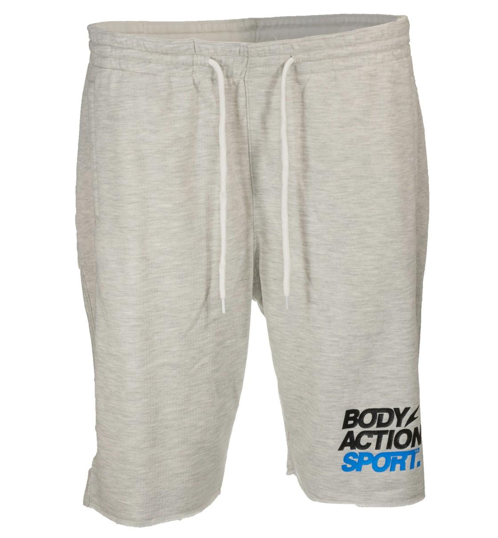 Body Action Ανδρική Αθλητική Βερμούδα Men Regular Fit Bermuda 033726