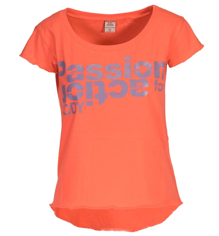 Body Action Γυναικεία Κοντομάνικη Μπλούζα Women Oversized S/S T-Shirt 051516