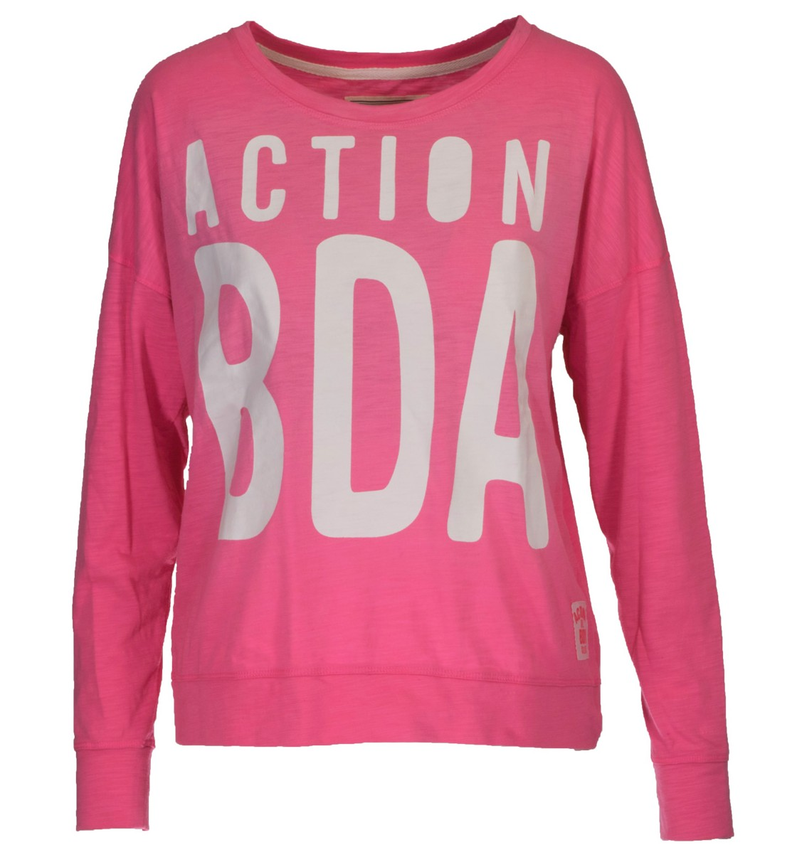 Body Action WOMEN OVERSIZED TOP