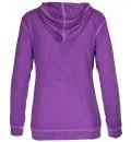 Body Action Γυναικεία Μακρυμάνικη Μπλούζα Women V-Neck Hooded Top 061606