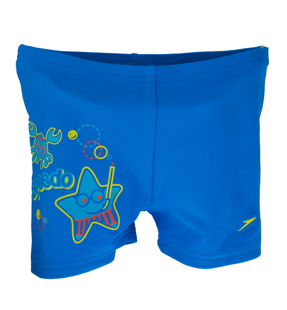 Speedo Παιδικό Μαγιό Boxer Seasquad Placement Aquashort 809219B419