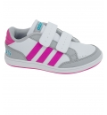adidas Παιδικό Παπούτσι Μόδας Hoops Cmf C AQ1658